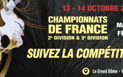 Championnat de france seniors 2ème division