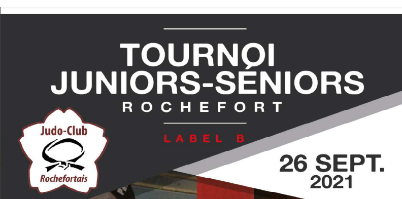 TOURNOI SENIORS ROCHEFORT